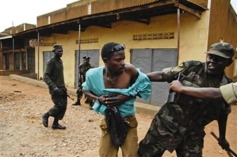 Image: Uganda riots