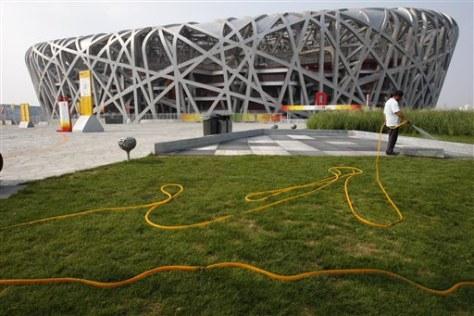 Beijing Olympics Venues Future