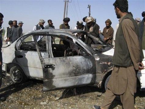 Image: Afghanistan bombing