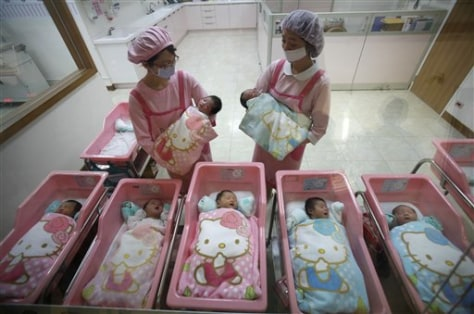 Image: Hello Kitty hospital