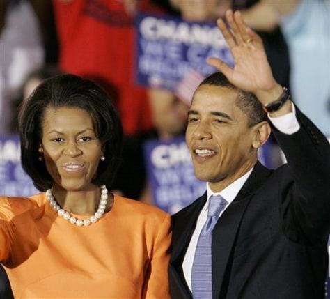 Obama 2008 Primary