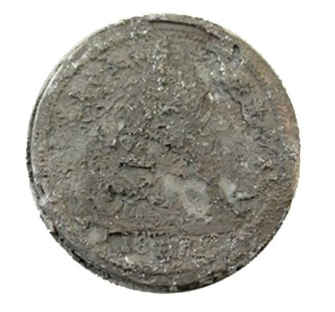 Image: Silver dime