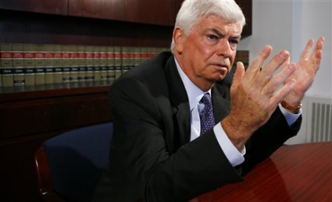 IMAGE: Sen. Chris Dodd, D-Conn.