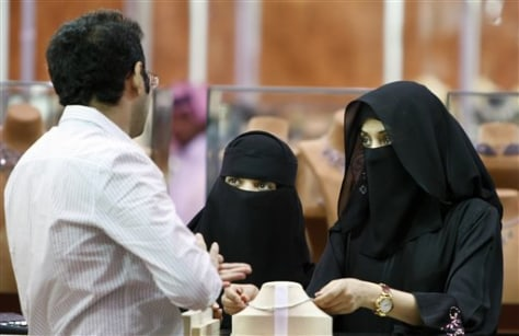 Image: Saudi women