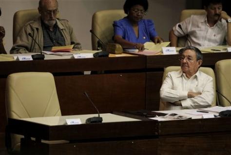 Image: Raul Castro