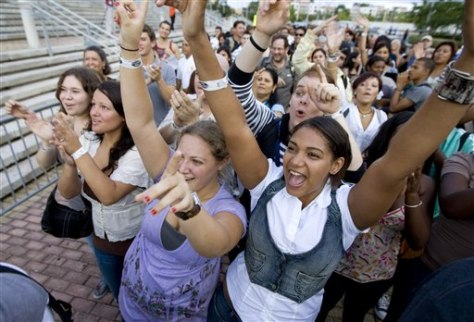 """Image:Puerto Rico """"American Idol"""" auditions"""