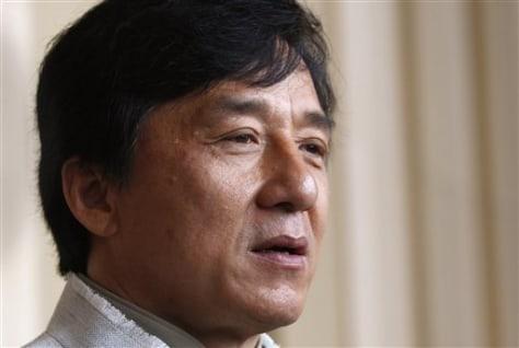 Image: Jackie Chan