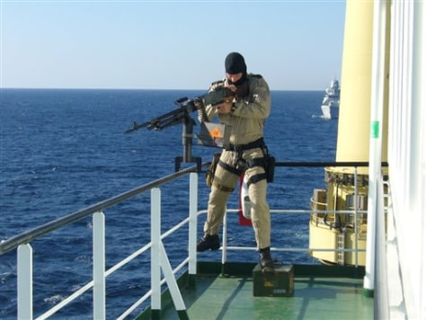 GULF PIRACY PATROL