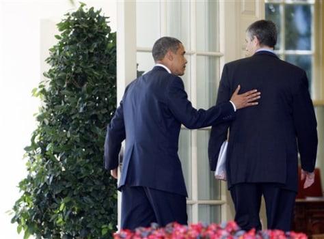 Image: Obama, Duncan