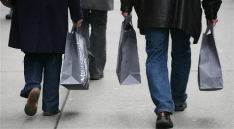 Economy Consumer Spending