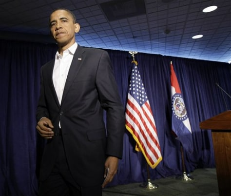 IMAGE: Sen. Barack Obama D-Ill.