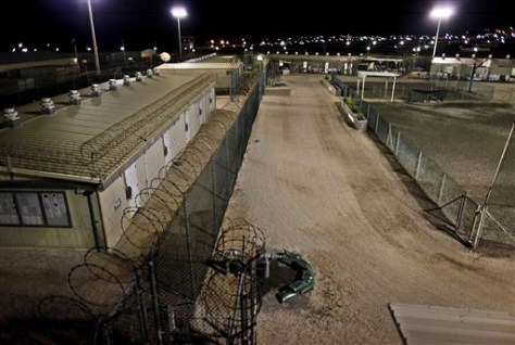 Image: Guantanamo Bay detention facility