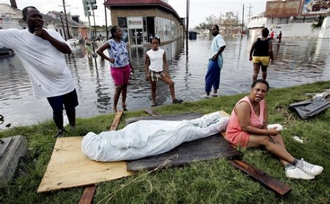 Decades End Katrina