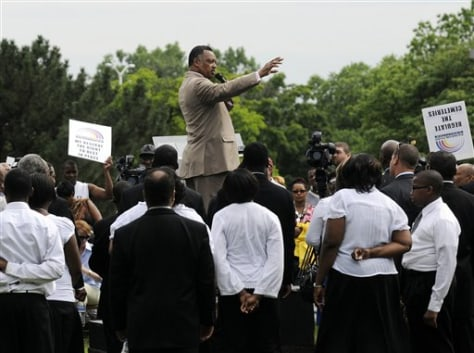 Image: The Rev. Jesse Jackson