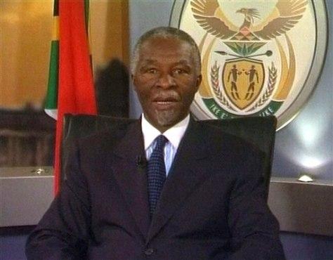 Image: Thabo Mbeki