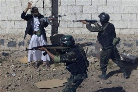 Mideast Yemen Al-Qaida