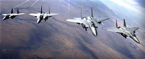 IMAGE:F-15s