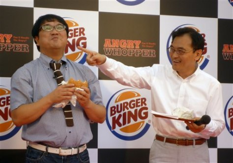 Japan Burger Wars