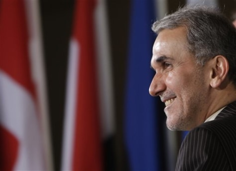 Image: Iran's deputy foreign minister