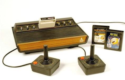 Image: Atari 2600