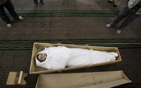 Image: Iraq candidate killed
