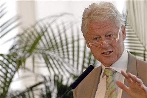 Clinton Philanthropy