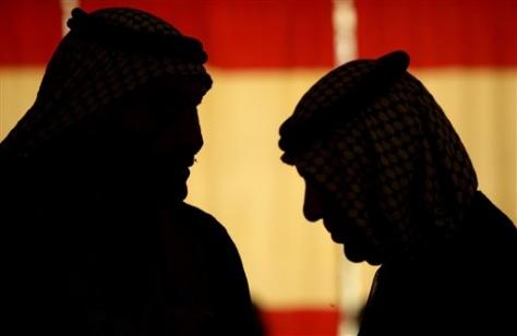 Image:Sheiks in Iraq
