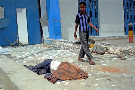IMAGE: DEAD SOMALI