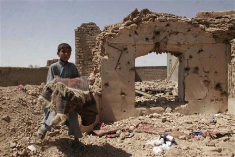 Image: Afghan boy
