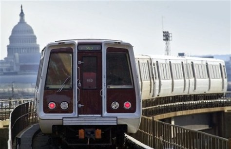 Image: Washington Metro train