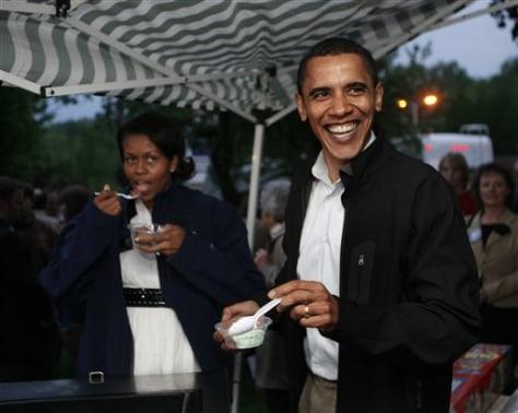 Sen., Barack Obama, D-Ill.