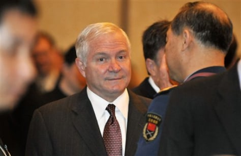 Image: Robert Gates