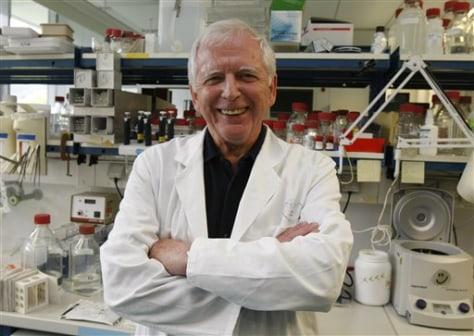 APTOPIX Germany Nobel Medicine