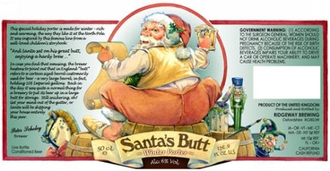 Image: Beer label