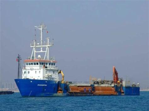 EU Belgium Somalia Pirates
