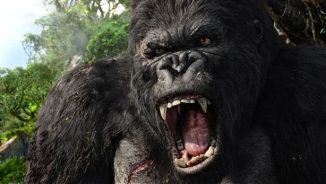 "Image: ""King Kong"" remake"