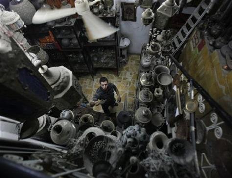Image: Baghdad's antiques