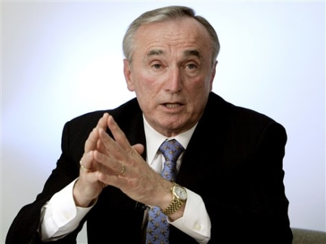 Image: LAPD Chief William Bratton