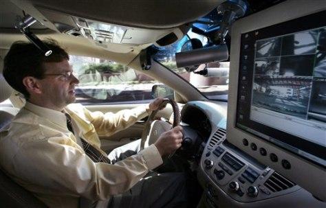 Image: Alzheimer's Driving