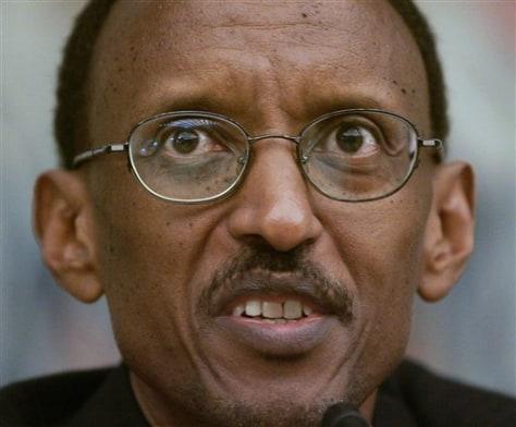 Germany Arrests Woman In Rwanda Genocide World News Africa Nbc