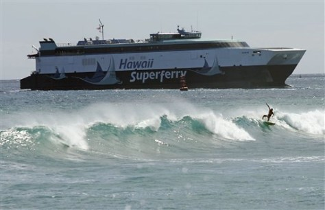 Image: Hawaii Superferry