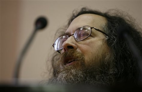 Image: Richard Stallman