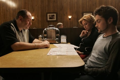"Image: ""The Sopranos"" finale"