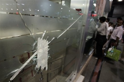 Image: Damage in Mumbai