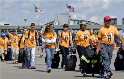 Image: Cuba travel ban