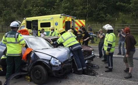 Image: British safety video