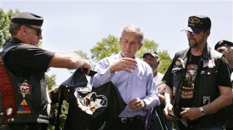 Image: Bush Rolling Thunder