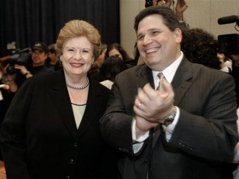 Image: Sen. Debbie Stabenow, Thomas Athans