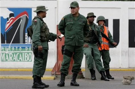 Venezuela Seaports