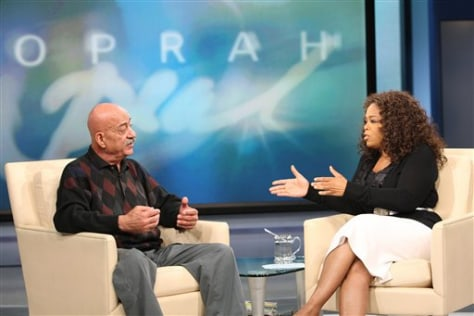 Image: Ed Doud, Oprah Winfrey